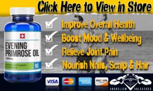 Evening Primrose Oil for Sale