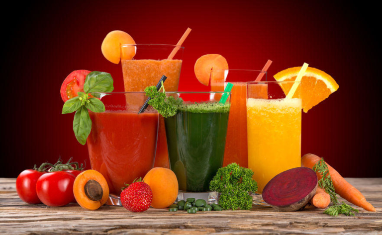 5 Tasty & Healthy Juicing Recipes Everyone Should Try