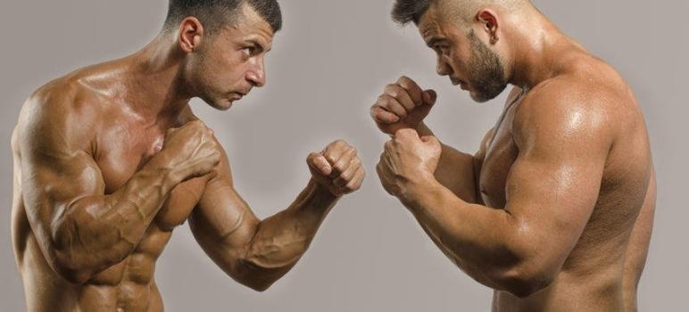 dry vs. wet steroids