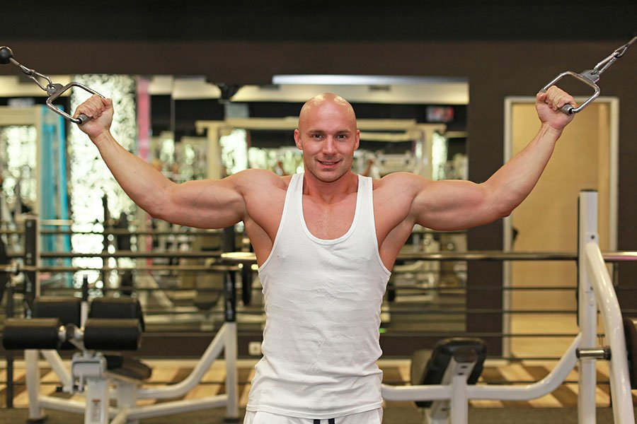 Hair Loss From Steroids ~ Anabolicco