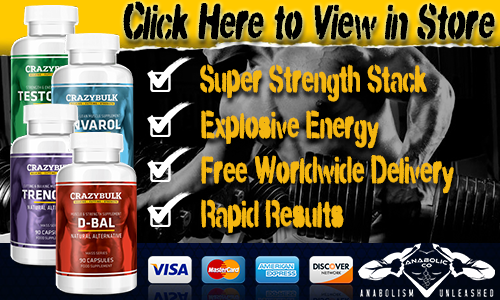 Best Strength Stack for Sale