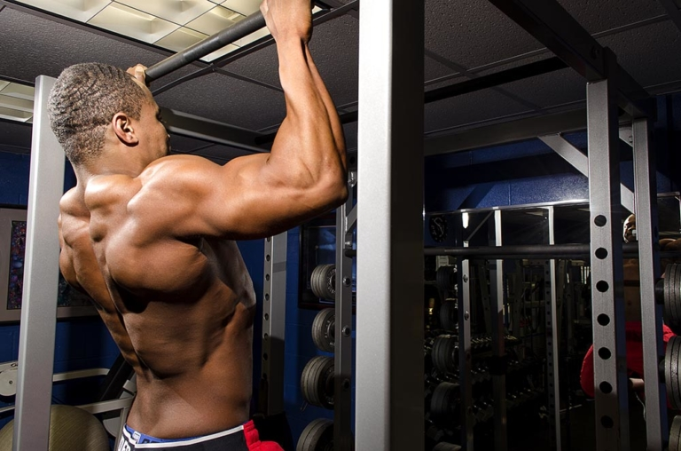Back and Bicep Workout: The Power of the Pull-Up