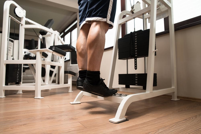 Calf Exercises for People with Skinny Legs