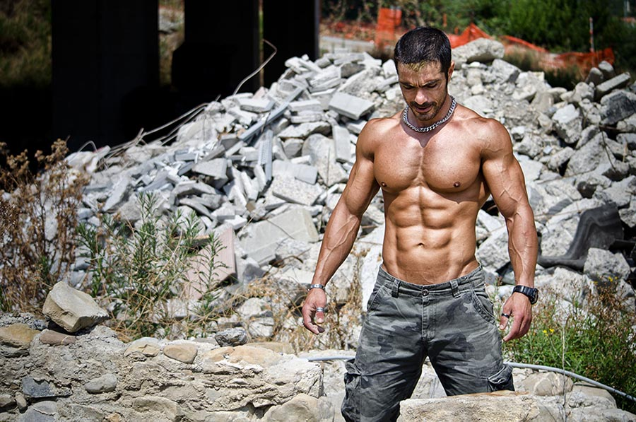 Chest Muscles
