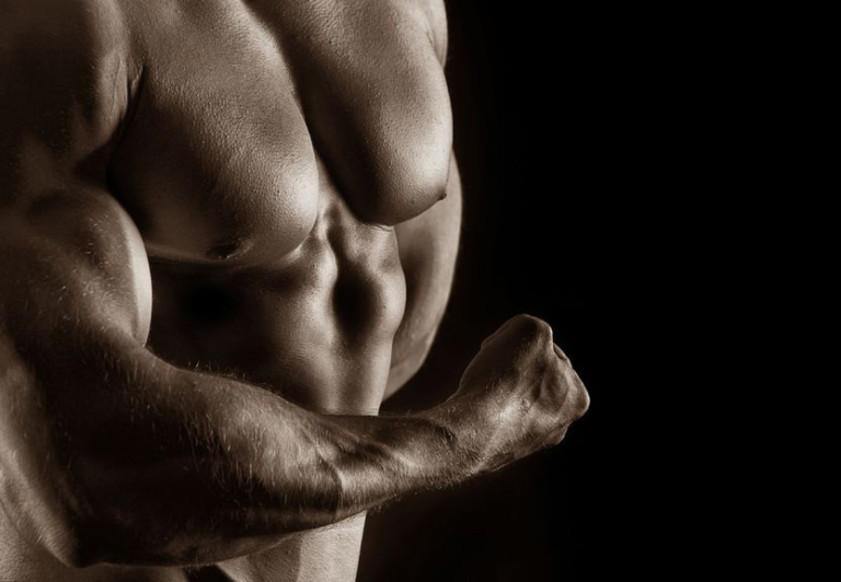 Erect Nipples Could be a Sign of Early Gynecomastia