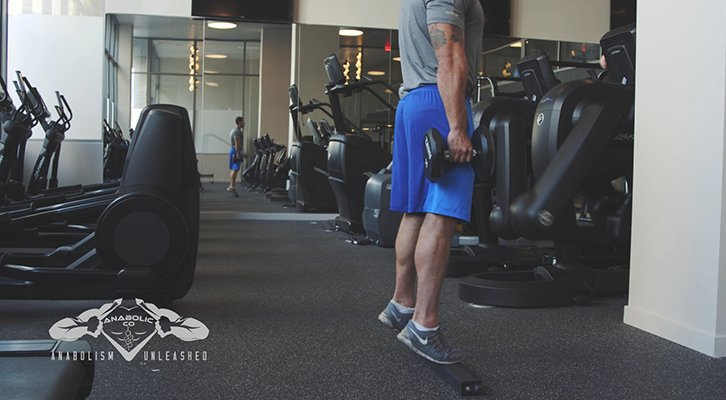 How to Get Huge Calves