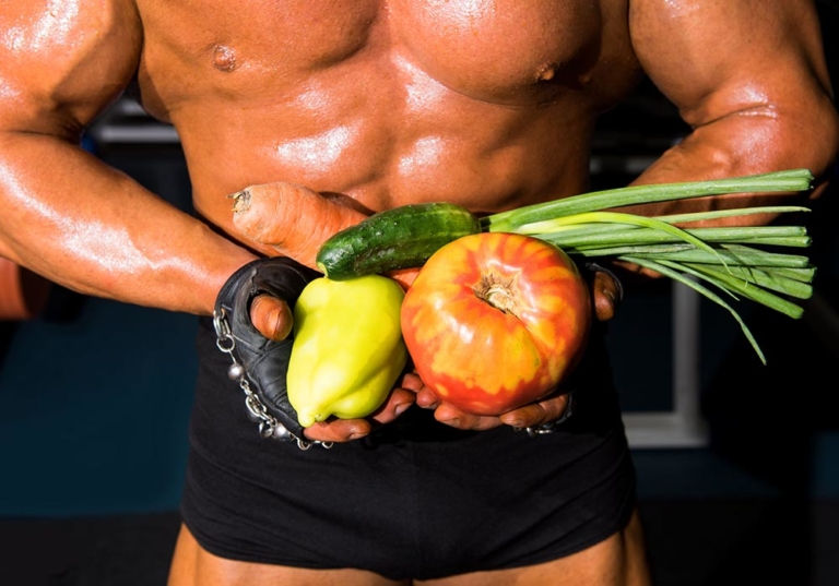 Vegetarian Bodybuilding: Here's How it's Done