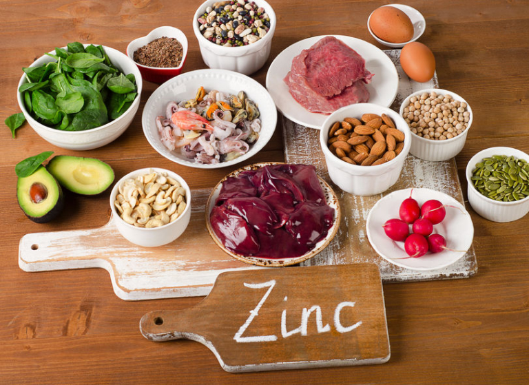 What Foods Have Zinc?