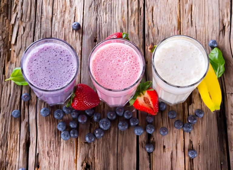 5 Tasty Recipes for Blended Protein Shakes