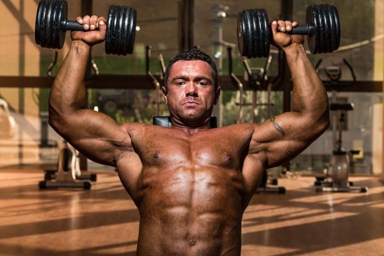 7 Tips for Bigger Shoulders