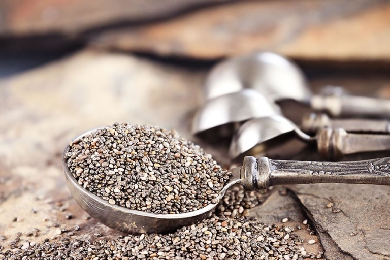 A Short but Powerful List of Superfoods