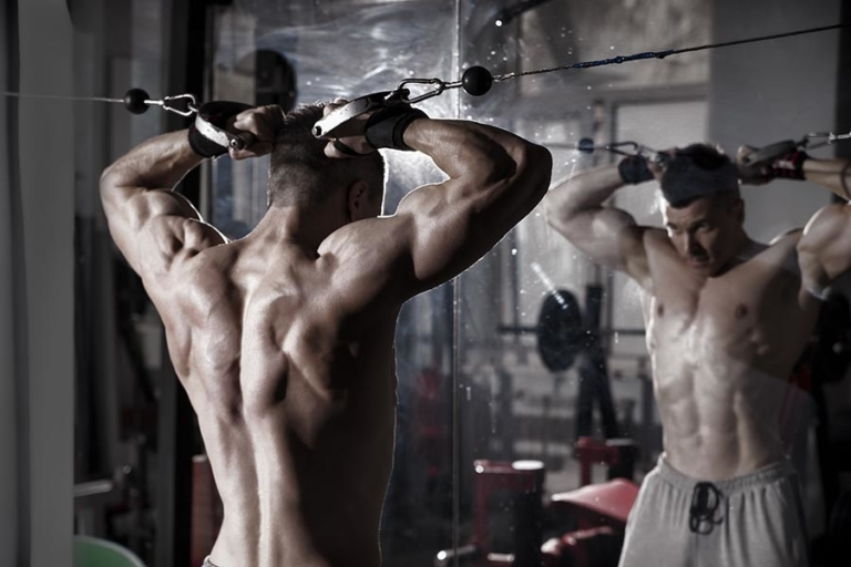 How to Get Huge in the Gym