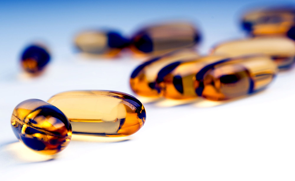 benefits of krill and fish oil
