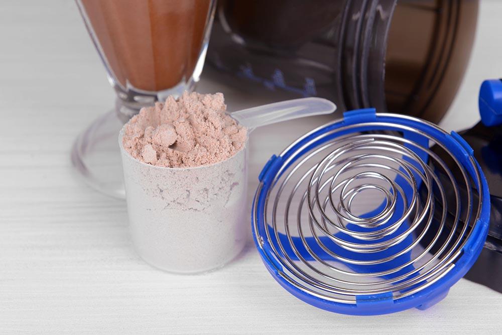 protein blend vs whey