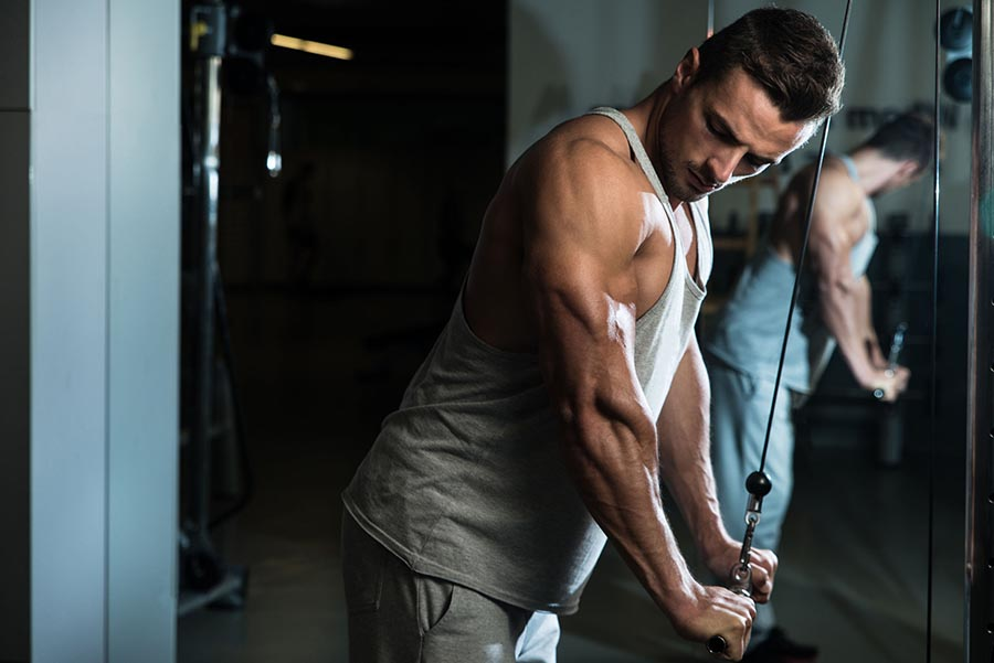 Triceps training mistakes
