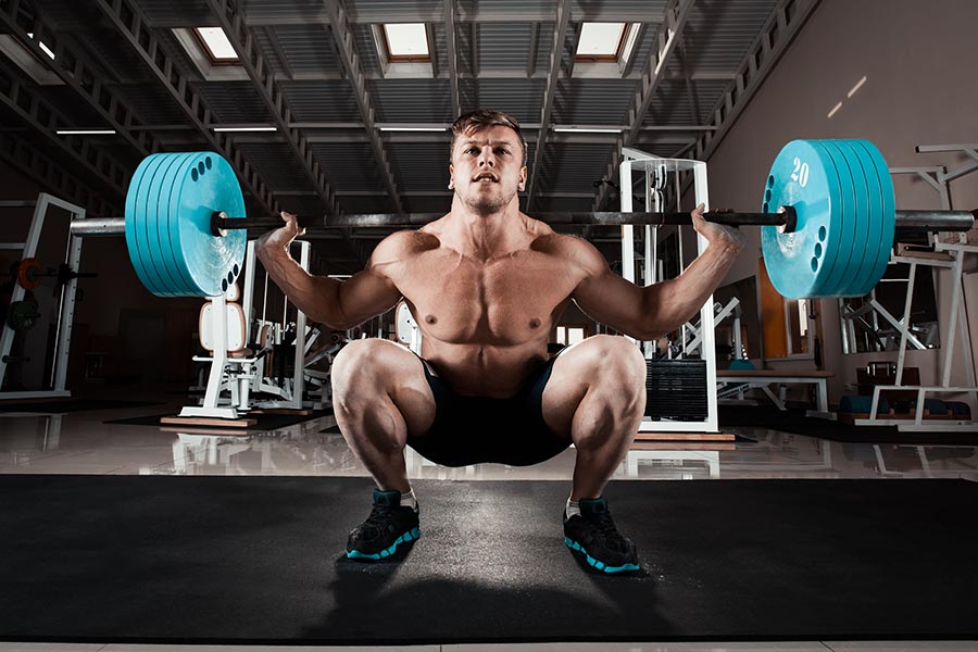 How to Increase Squat Max