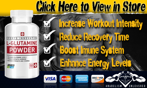 Buy L-Glutamine Powder