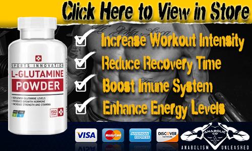 Buy L-Glutamine Powder