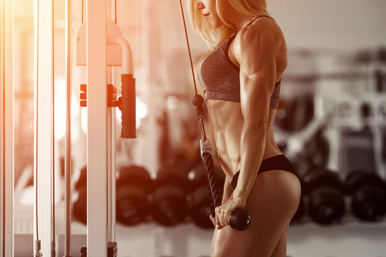 Female Muscle Growth Tips – Difficulty Building Muscle?