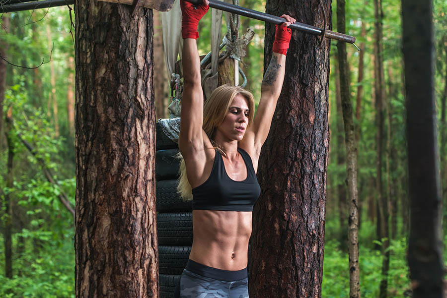 How to Improve Pullups