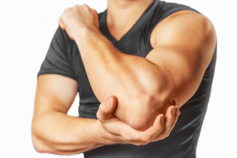 Stubborn Elbow Pain: Treatment Options