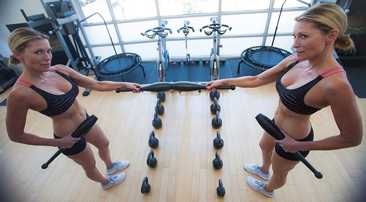 personal trainer christine hazelton