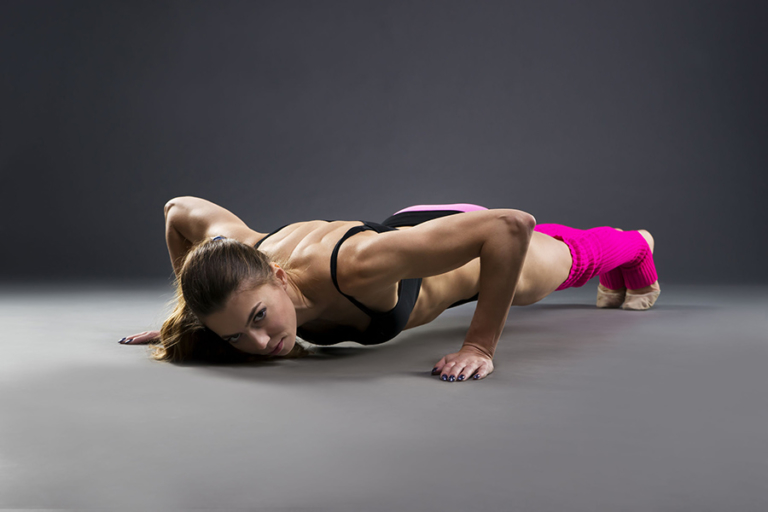 How Many Calories Does a Push Up Burn?
