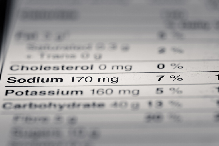 How Much Sodium Daily for Men and Women?