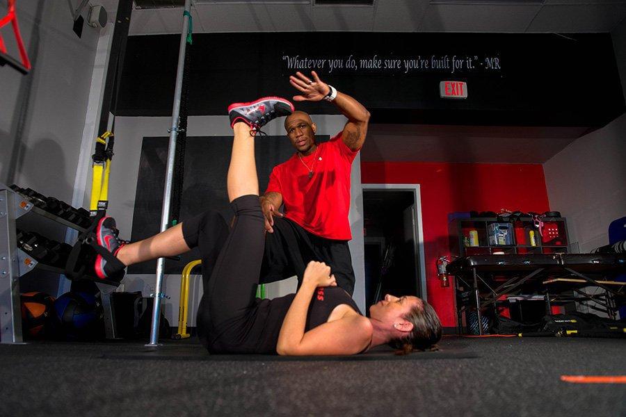 Mikhael Ricks Personal Trainer