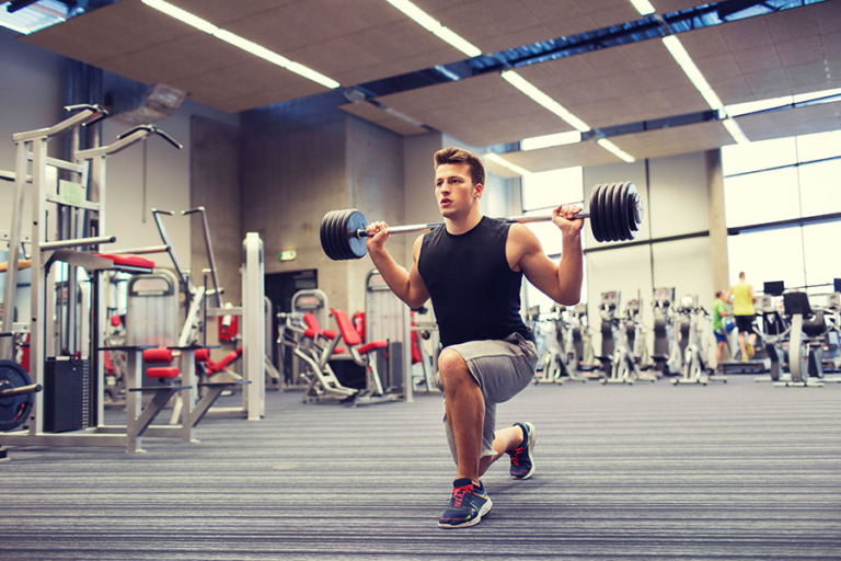 What Muscles do Lunges Work?