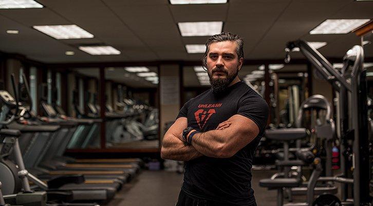 Alejandro Terrazas – Personal Trainer