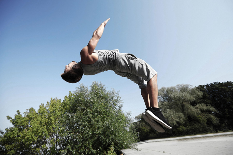 Parkour Training Tips for Beginners