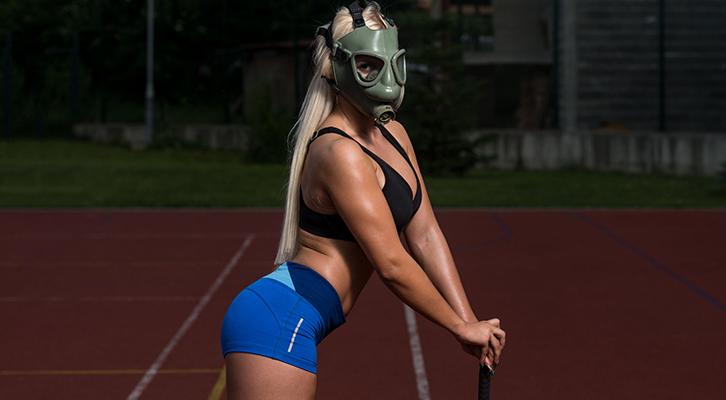 Hypoxic Training