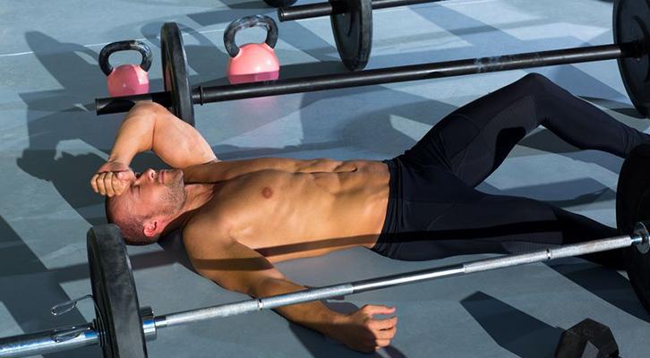 Workout Plateau