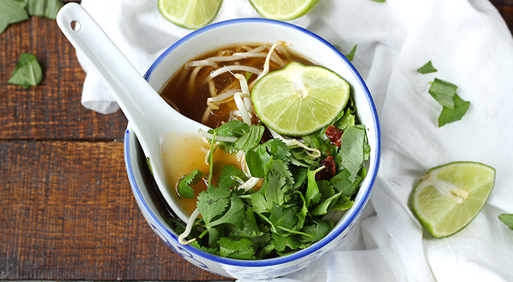 Simple Chicken Pho