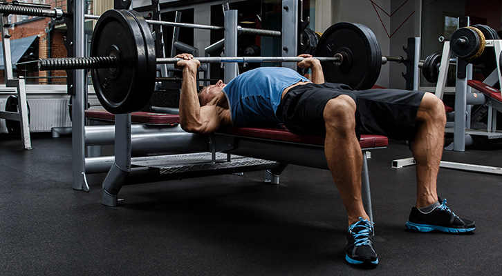 Increase Your Max Bench With These 6 Tips