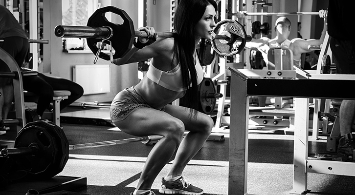 Squatting Every Day