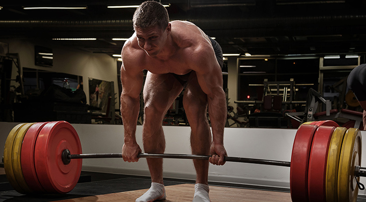 Become a Monster with these Compound Workouts