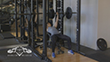 Barbell Incline Press Start