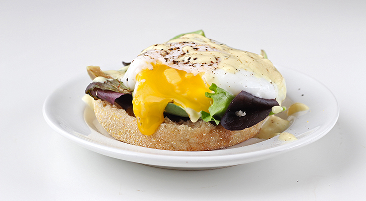 Eggs Benedict English Muffin Recipe