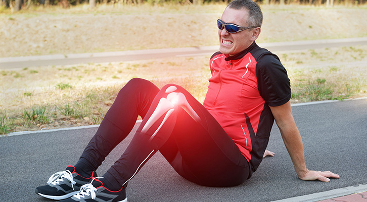exercising with chronic joint pain