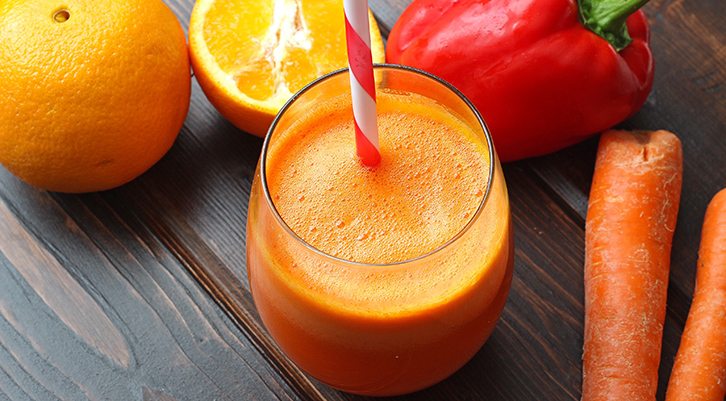Immune Boosting Juice Recipe