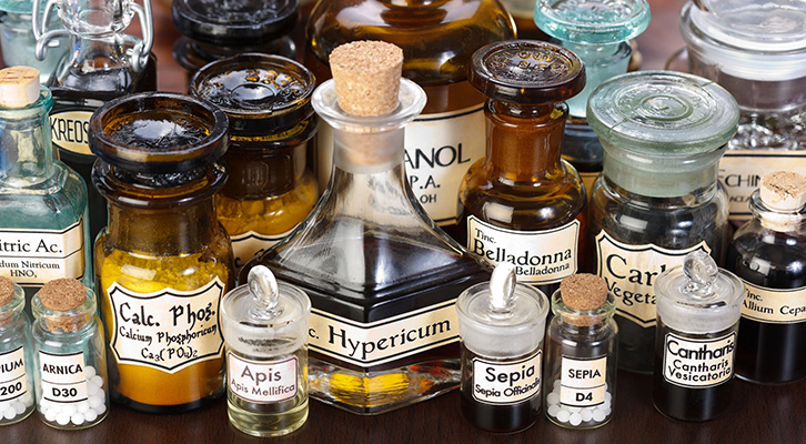 popular homeopathic remedies