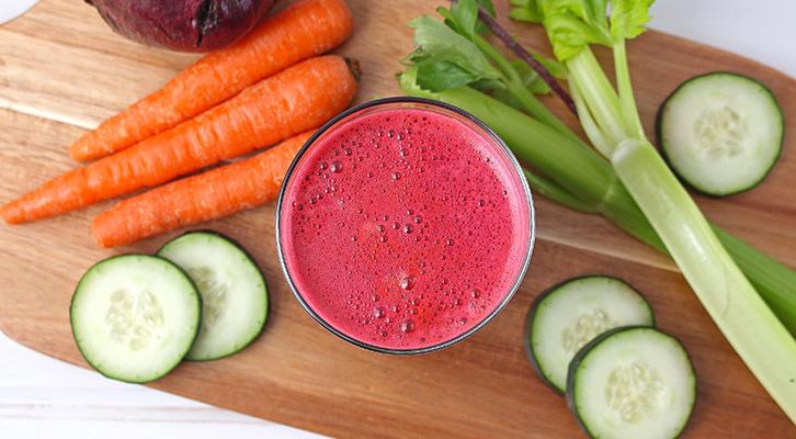 Energy Boosting Juice Recipe