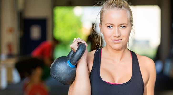 Advantages of Kettlebell Swings