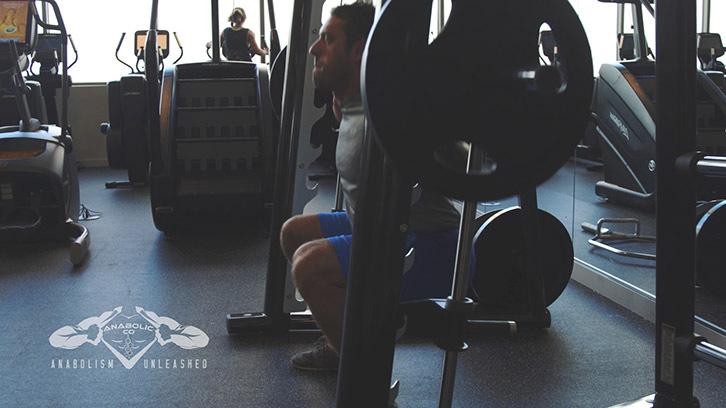smith squat machine