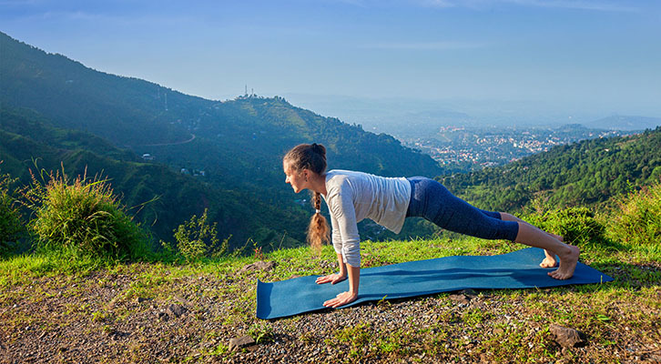Improve your Plank Exercises with these 5 Form Tips