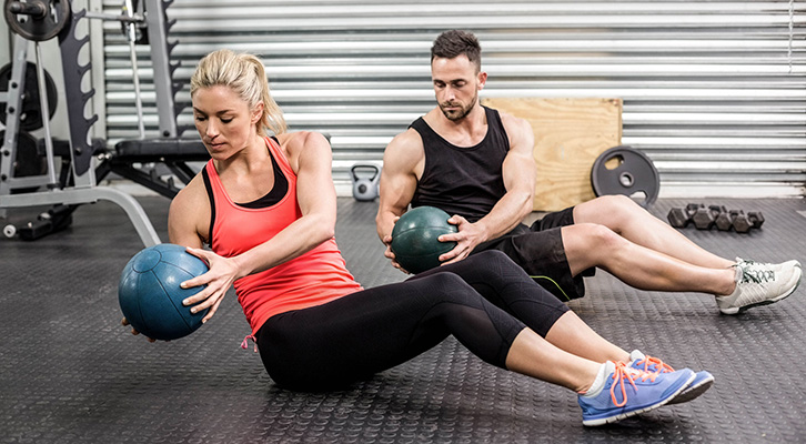 Use these 7 Boxing Ab Exercises to Strengthen Your Core