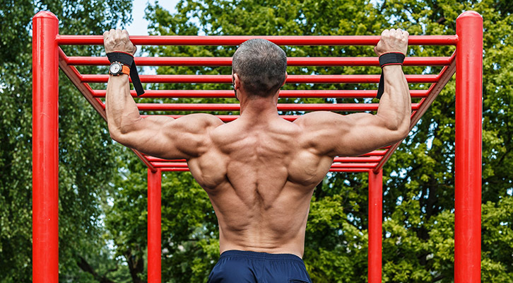 12 Parallel Bar Exercises for a Killer Body