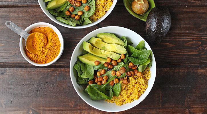 3 Power Bowl Recipes You can Eat any Time of Day